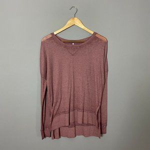 Z Supply Emerson Thermal Long Sleeve Top